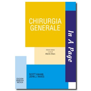 Chirurgia generale In a page