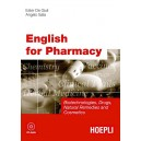 English for Pharmacy  (con CD audio)