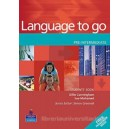 Language to go. Pre-intermediate. Students' Book with free phrasebook inside.