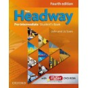 New headway : pre - intermediate A2 - B1 : Student's book and Itutor pack